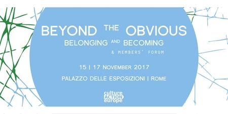 Konference Beyond the Obvious (15.-17.11.2017)
