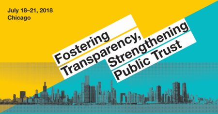 Konference na téma Fostering Transparency, Strengthening Public Trust (18.-21.7.2018)