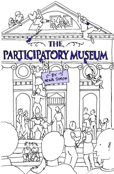 Online bibliografie knihy Niny Simon The Participatory Museum