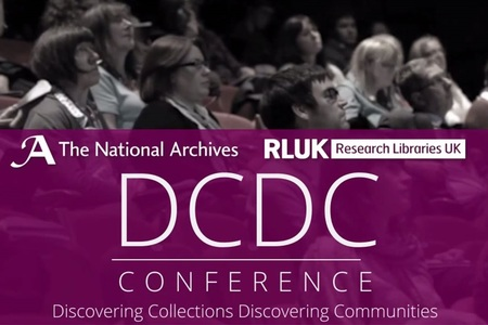 Discovering Collections, Discovering Communities (19.-21.11.2018)